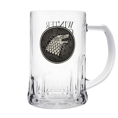 Game of Thrones - Caneca de Cerveja House Stark Popstore