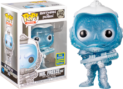 Batman & Robin - POP! Mr. Freeze