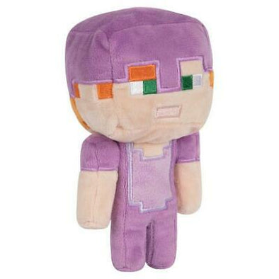 Minecraft  - Peluche Enchanted Alex