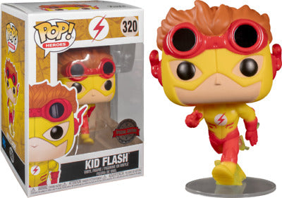 Flash - POP! Kid Flash Special Edition