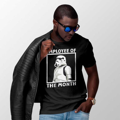 Star Wars - T-shirt Employee Of The Month