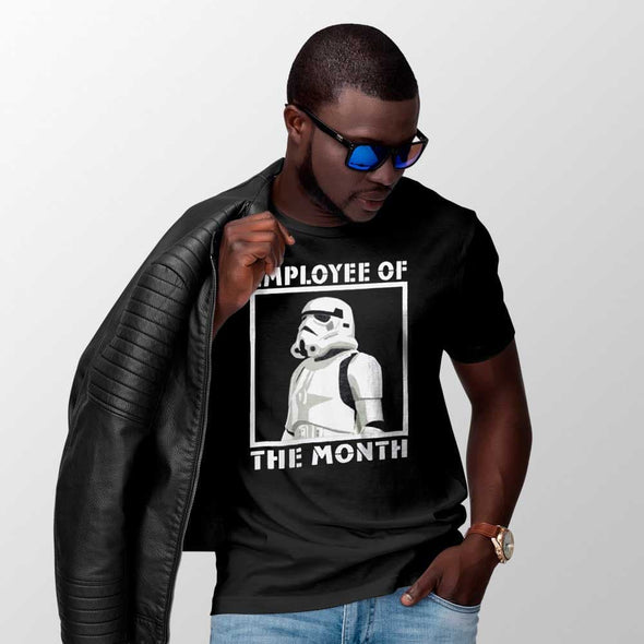 Star Wars - T-shirt Employee Of The Month Popstore