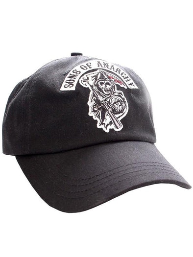 Sons Of Anarchy - Chapéu Pala Curva Popstore