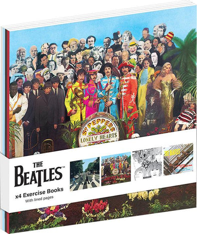 The Beatles - Notebooks Albuns Popstore