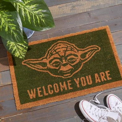 Star Wars - Tapete Welcome You Are