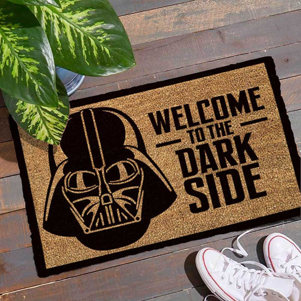 Star Wars - Tapete Welcome To The Dark Side