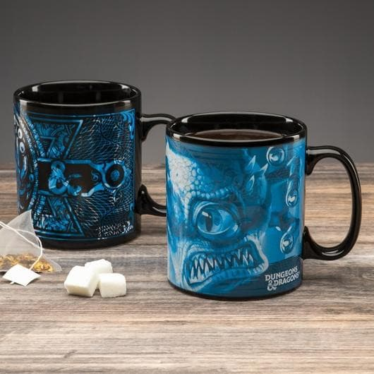 Dungeons and Dragons - Caneca XL Popstore