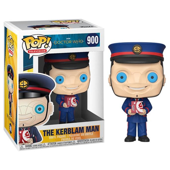 Dr. Who - POP! The Kerblam Man FUNKO