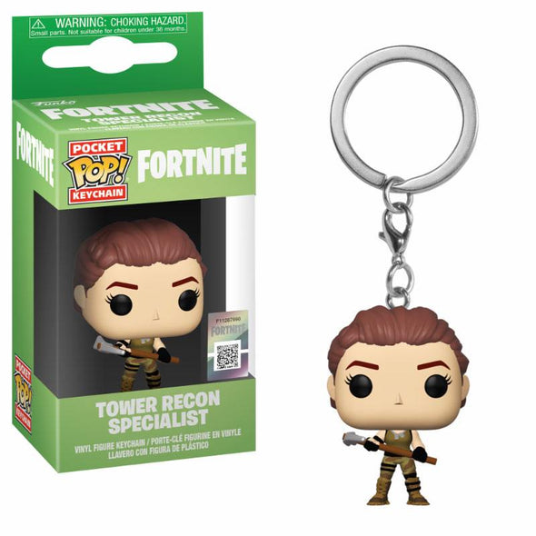Fortnite - Porta-Chaves POP! Tower Recon Specialist FUNKO