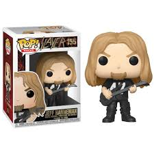 Slayer - POP! Jeff Hanneman FUNKO