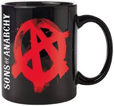 Sons of Anarchy - Caneca Logo