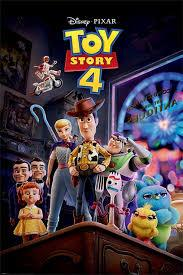 Toy Story - Poster 4 Popstore
