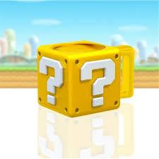 Super Mario - Caneca Question Block - Popstore