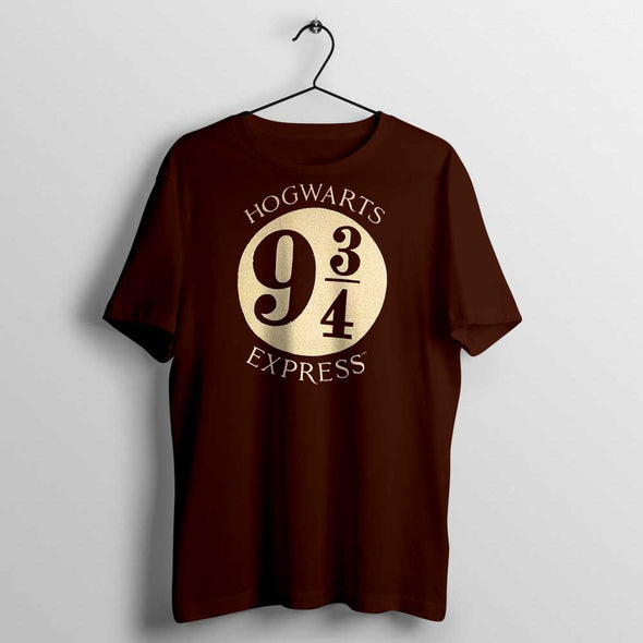 Harry Potter - T-shirt 9 3/4 (Hogwarts Express) Popstore