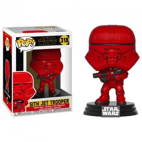 Star Wars - POP! Rise of Skywalker-Sith Jet Trooper FUNKO