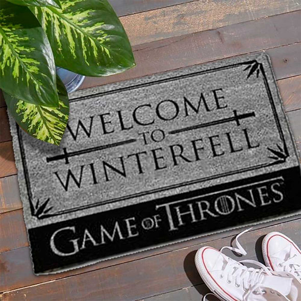 Game of Thrones - Tapete Welcome to Winterfell PYRAMID