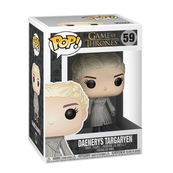 Game of Thrones - POP! Daenerys White Coat - Popstore