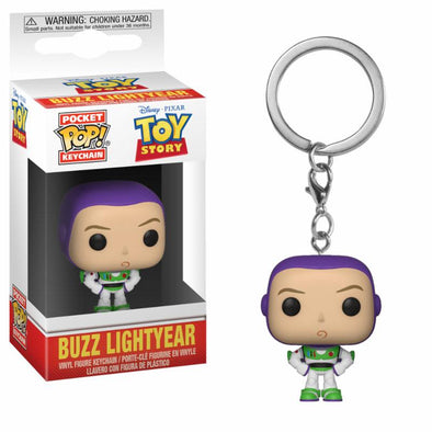 Toy Story - Porta-Chaves POP! Buzz Lightyear FUNKO