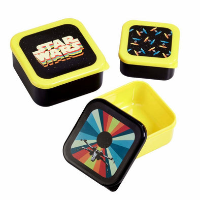 Star Wars - Conjunto de Tupperwares Popstore
