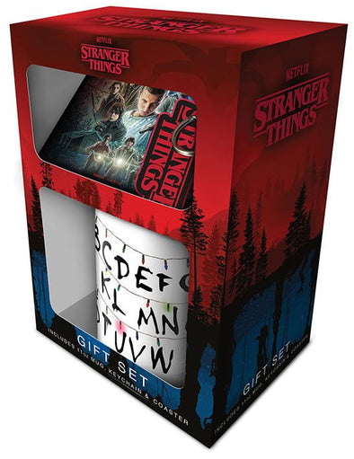 Stranger Things - Gift Set (Iconic)