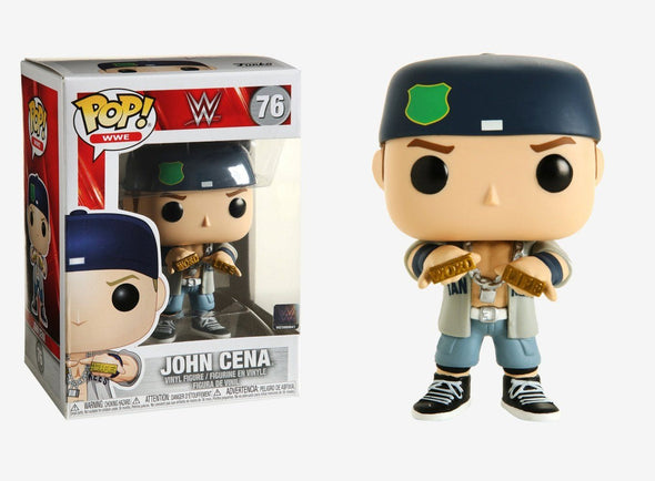WWE - POP! John Cena Dr. of Thuganomics FUNKO