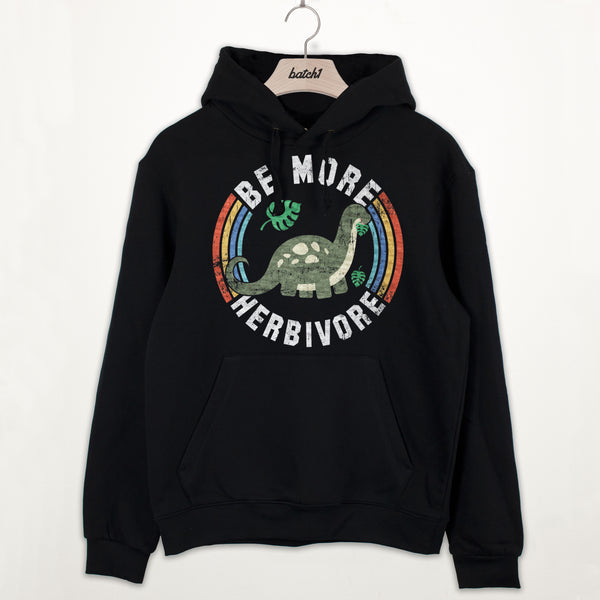 Be More Herbivore Women's Premium Hoodie