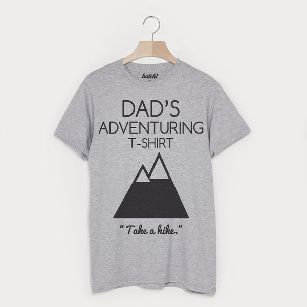 Dad's Adventuring T Shirt