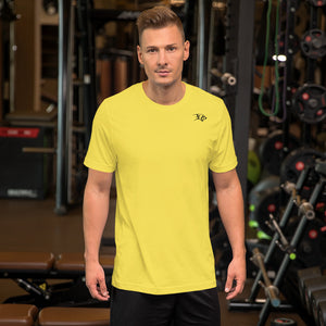 Inception T-Shirt Yellow