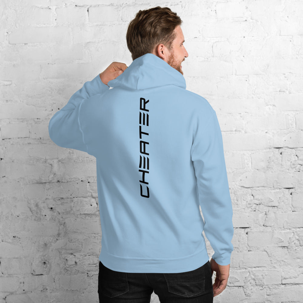 Inception Hoodie Baby Blue