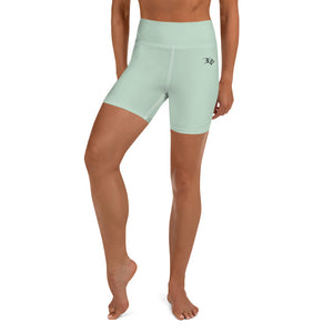 Yoga Shorts Green