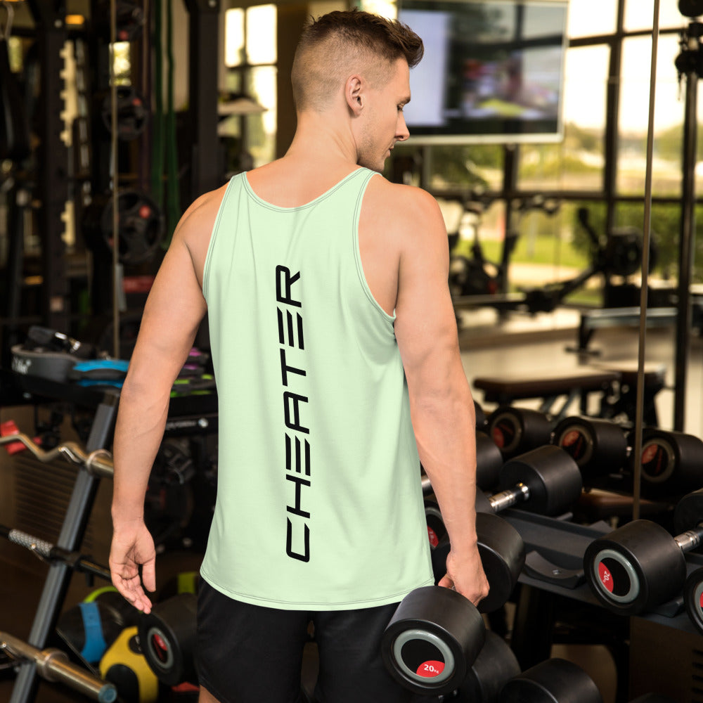 Claw Tank Top Green