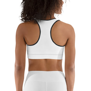 Claw Sports bra White