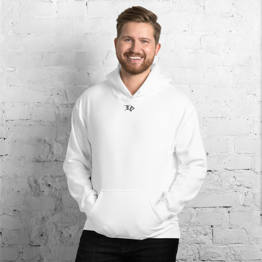 Inception Hoodie White