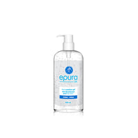 Hand sanitizer gel - 500ml - Case of 24 bottles