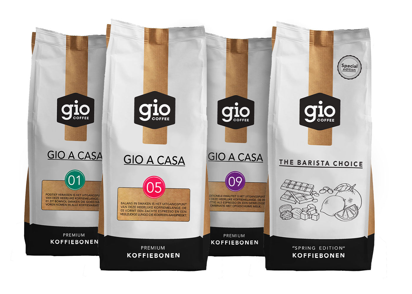 Gio Coffee Club 'Company'