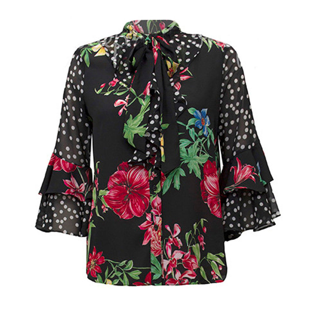 Joseph Ribkoff Button Up Blouse