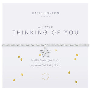 "Katie Loxton ""A Little Thinking Of You"" Bracelet"