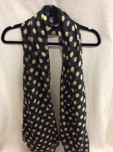 Tickled Pink Polka Dot Scarf