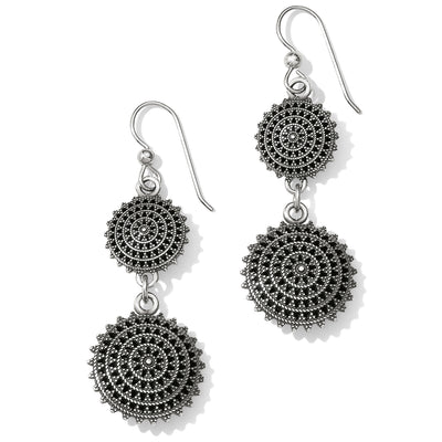 Ferrara Eternity French Wire Earrings