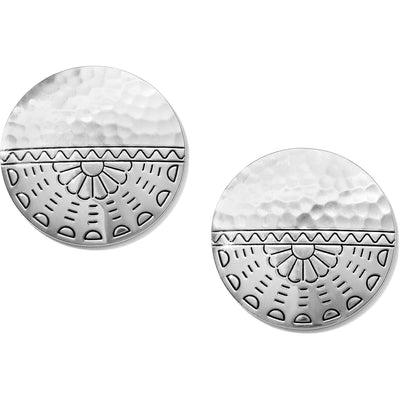 Marrakesh Mesa Disc Post Earrings
