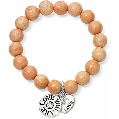 Stories Of?You Are Loved Stretch Bracelet