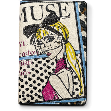Fashionista Muse Medium Folio Wallet