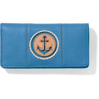 Blue Water Slim Wallet