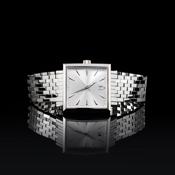 Classic Silver x Watch