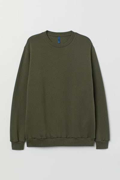 Green x Sweatshirt