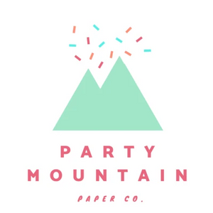 Party Mountain Paper