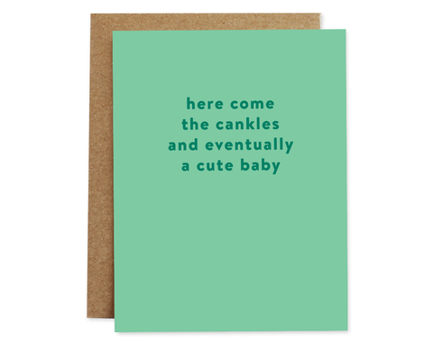 Cankles Card