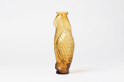 Cockatoo Vase