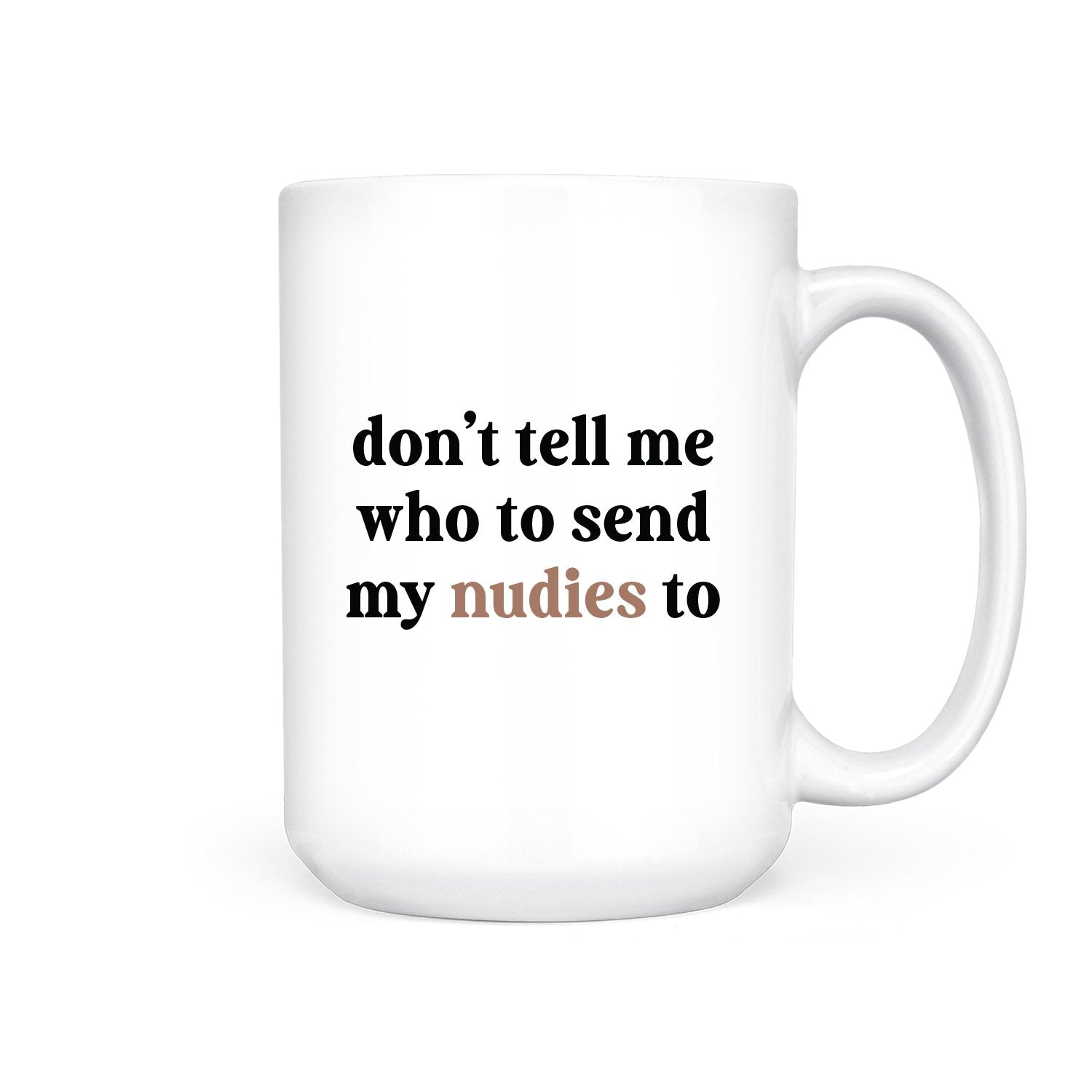 PBH Nudies Mug