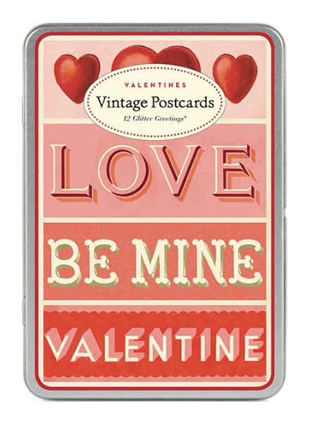 PostCard Box Set - Valentines